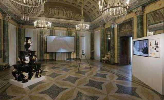 Picture exhibit PREMIO ARTISTI PER FRESCOBALDI EDIZIONE 2016 GAM Milano