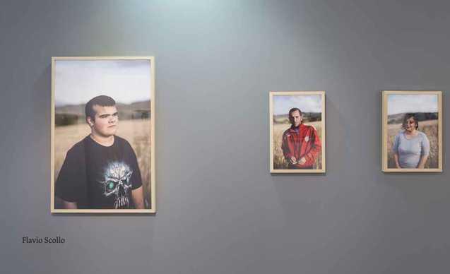 Picture exhibit Flavio Scollo e Mohamed Keita DA ROMA A BAINI E RITORNO - Un itinerario per immagini