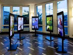 Preview picture exhibit PREMIO ARTISTI PER FRESCOBALDI EDIZIONE 2014  Berlino /Milano