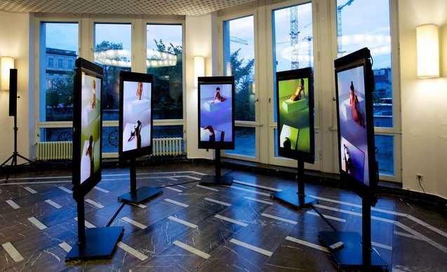 Picture exhibit PREMIO ARTISTI PER FRESCOBALDI EDIZIONE 2014  Berlino /Milano