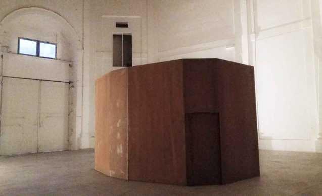 Picture exhibit Gregorio Botta Machina