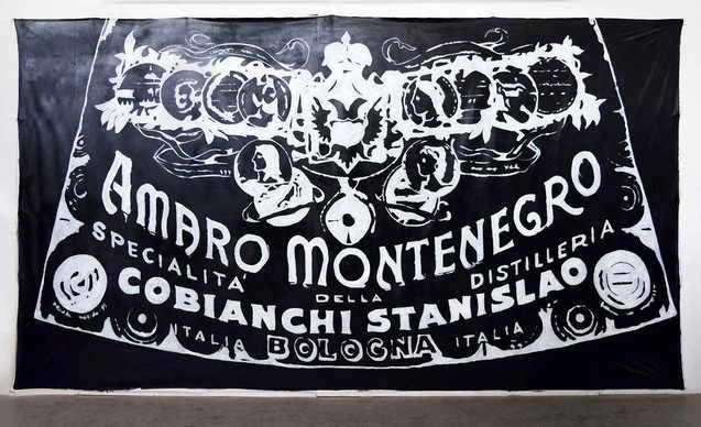 Picture exhibit FLAVIO FAVELLI-MONTENEGRO AMARO