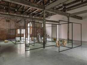 Preview picture exhibit opere dalla collezione Sandretto a palazzo Biscari